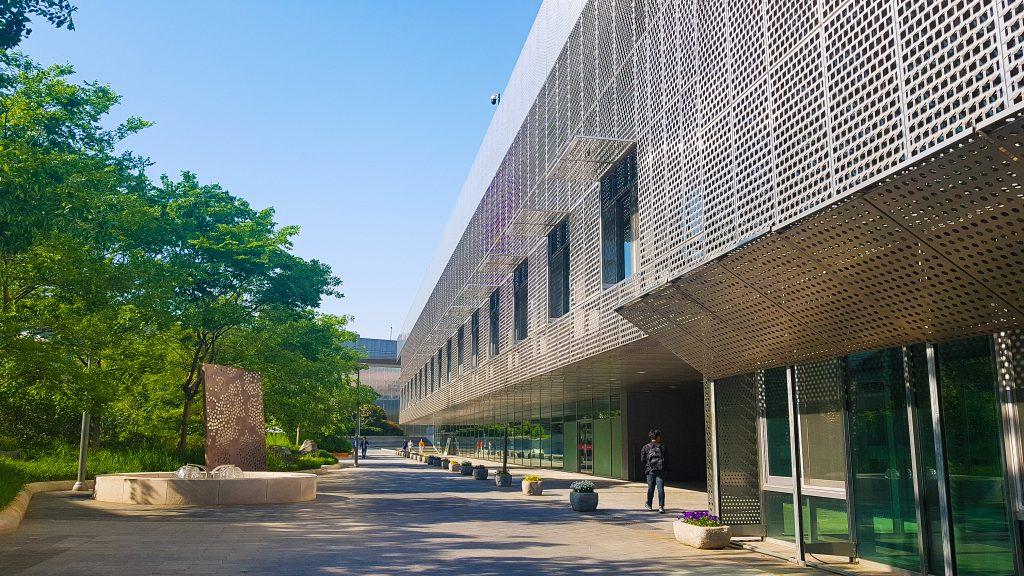entrada-al-asia-culture-center-en-gwangju-corea-del-sur