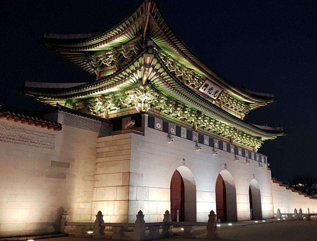 Gwanghwamun-en-seul-corea-del-sur