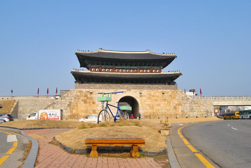 Puerta Janganmun.