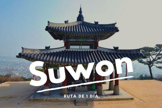 Suwon. Ruta de 1 día