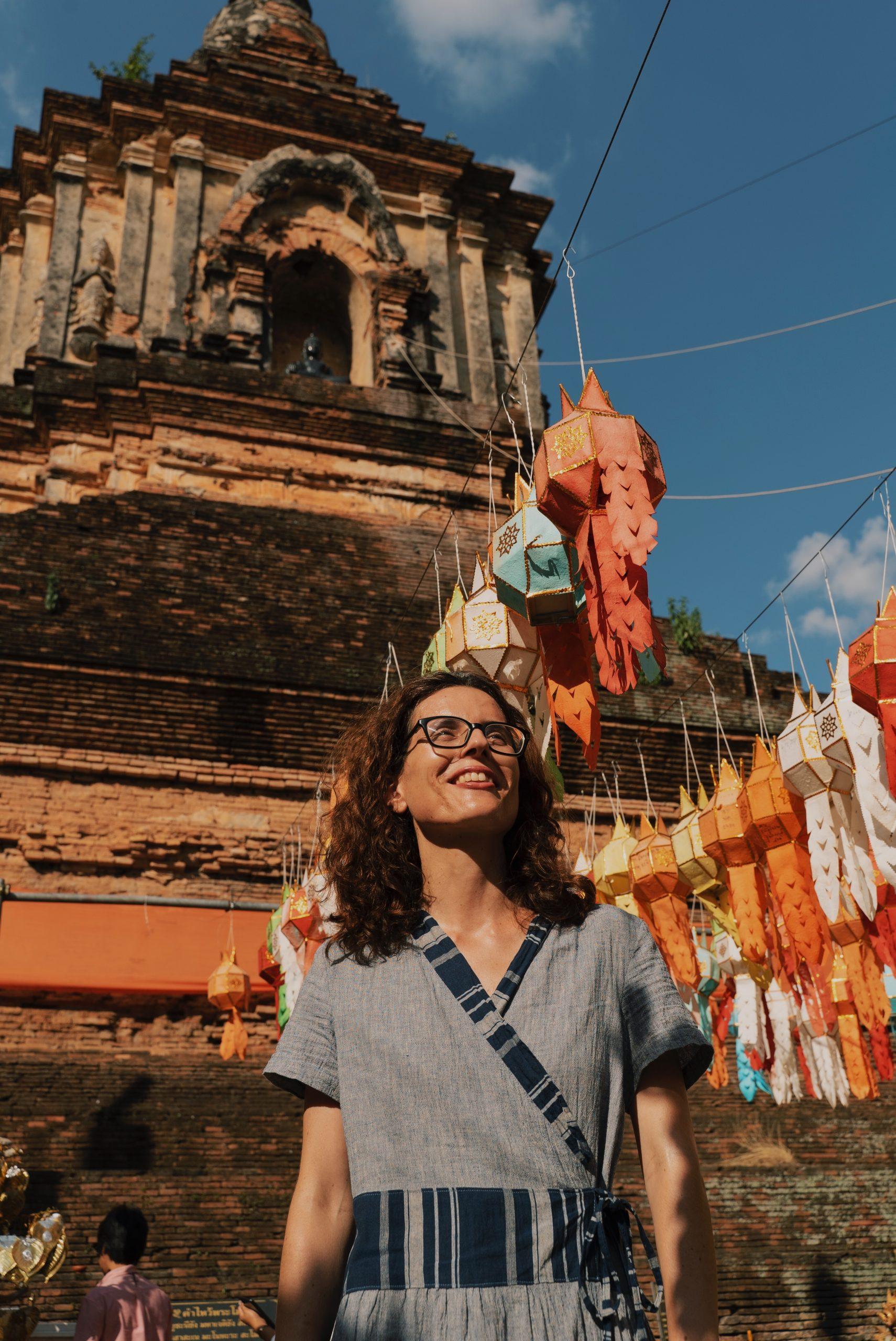 Trabajr en Tailandia. Eli Zubiria nos cuenta cómo lo consiguió.
