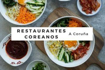 Restaurantes coreanos en A Coruña