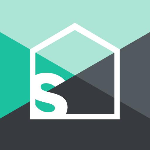 Splitwise. Logo de la app para compartir gastos.